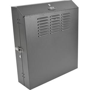 Tripp Lite 4U Low Profile Vertical Mount Switch DepthRack Enclosure SRWF4U