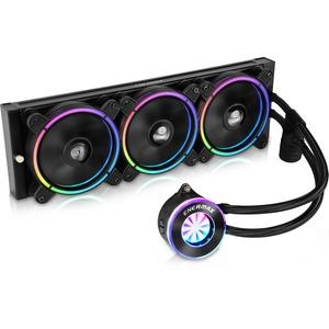 Enermax LIQFUSION ELC-LF360-RGB Cooling Fan/Radiator ELCLF360RGB