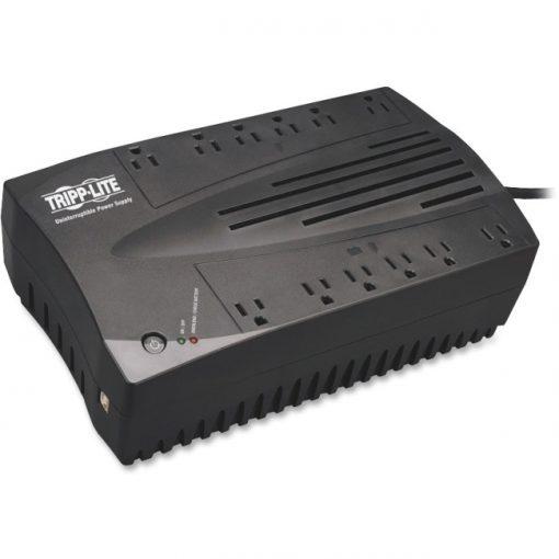 Tripp Lite AVR Series 120V 750VA 450W Ultra-Compact Line-Interactive UPS
