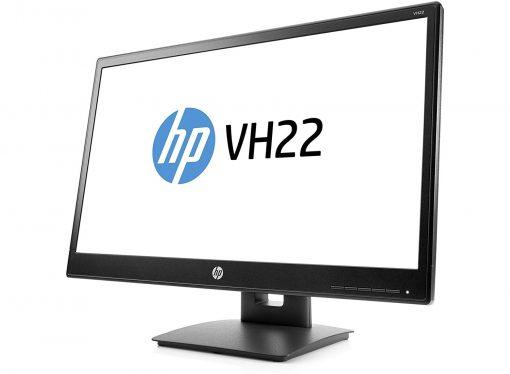 "HP Business VH22 21.5"" FullHD 1920x1080 LED LCD TAA Compliant TN Monitor"