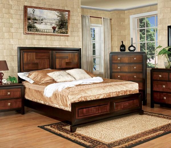Furniture of America Patra Full Bed