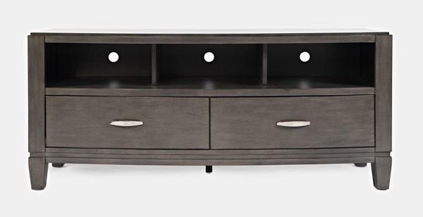 Jofran Furniture Scarsdale 70 Inch Media Unit