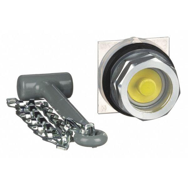 SCHNEIDER ELECTRIC Non-Illum Push Button Operator, 30mm