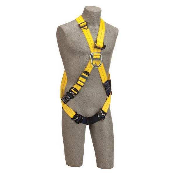 3M DBI-SALA Delta Cross-Over Style Climbing Harness, XL
