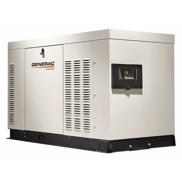 GENERAC 27 LP/25 NG kW Automatic Standby Generator 120/240VAC