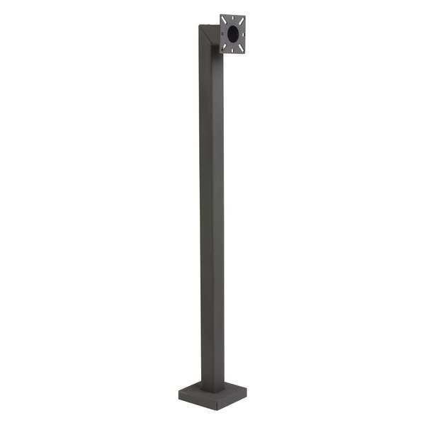 "PEDESTAL PRO Low Profile Pedestal, 42""H, Powder Coat"