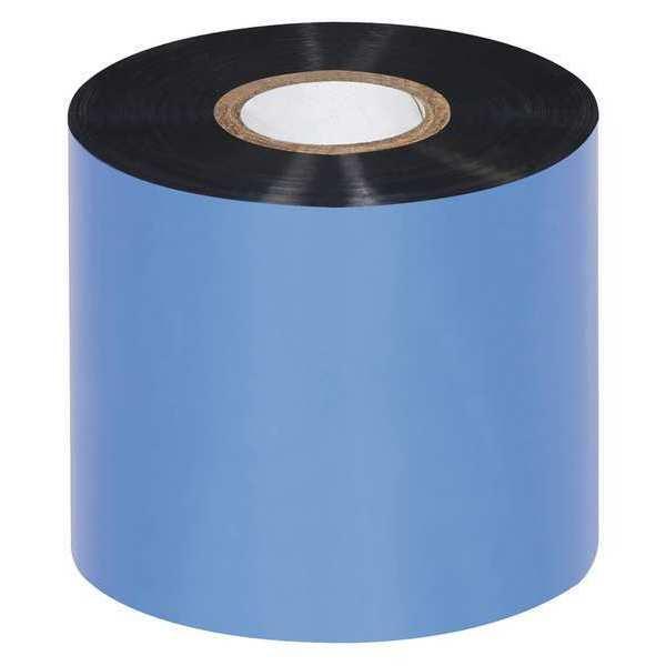 "PARTNERS BRAND Thermal Transfer Ribbons, Wax, 2.52""x1476, Blk, PK36"
