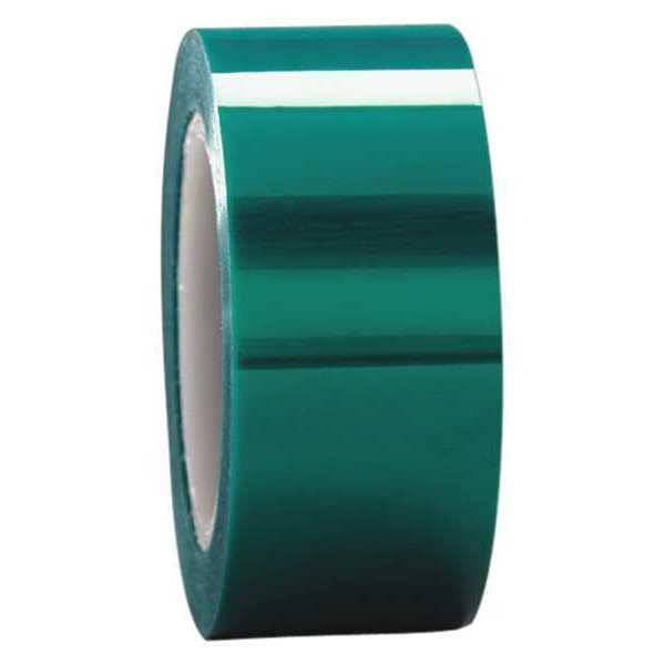 "TAPECASE Adhesive Tape, Green, 10.5"" x 72 yd."