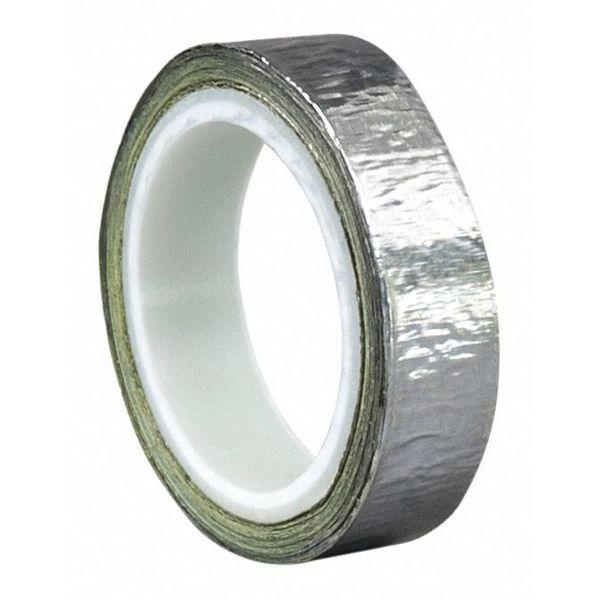 "3M Foil Tape, Dark Silver, 0.625""x36 yd."