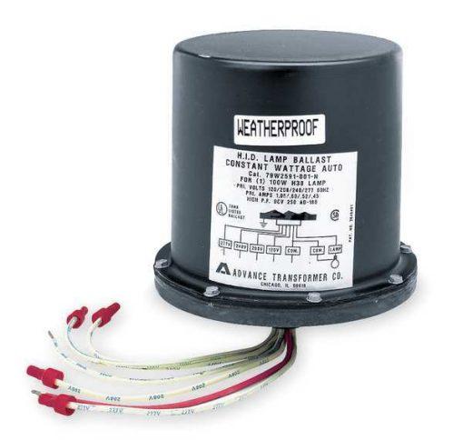 PHILIPS ADVANCE PHILIPS ADVANCE 400 W, 1 Lamp HID Ballast W, eatherproof