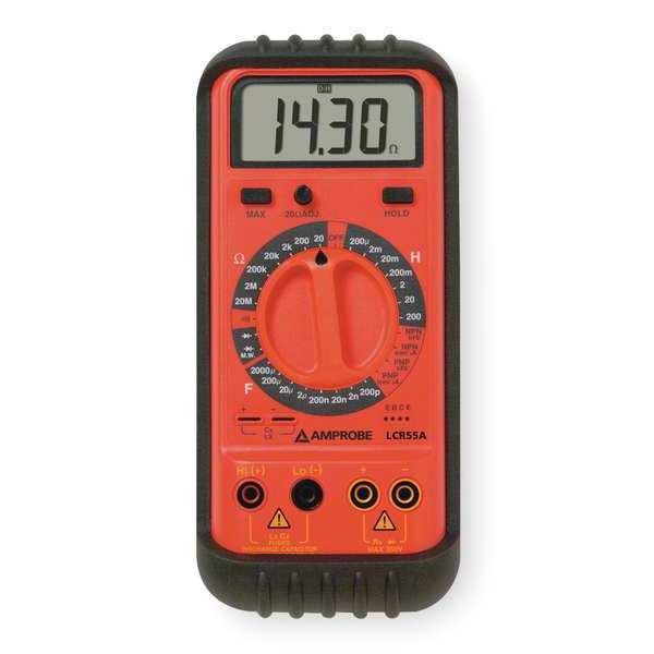 AMPROBE Handheld Component Tester