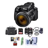 Nikon COOLPIX P1000 Digital Camera With Free Mac Accessory Bundle