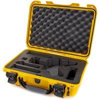 Nanuk 923 Hard-Shell Carrying Case with Foam Insert for DJI Ronin-S, Yellow